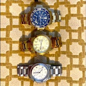 Michael Kors Watch Collection All (5) $95